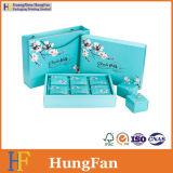 Qualitäts-Geschenk-verpackenverpackungs-Papier-Ablagekasten mit Schaumgummi
