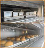 Four de gaz professionnel de pizza de matériel de boulangerie de pain de grande capacité