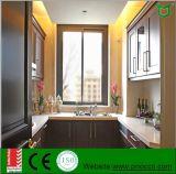 Finestra di scivolamento di alluminio di profilo di prezzi poco costosi fatta in Cina