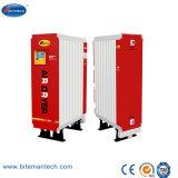 secador industrial dessecante do ar da adsorção 10bar regenerativa Heatless (ar da remoção de 5%, 20.6m3/min)