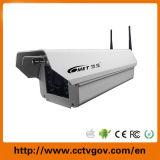 4G SIMのカードの防水WiFi IPの無線太陽監視カメラ
