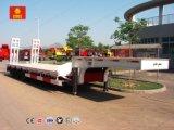 3 essieux 13m Longueur 60tons Remorquage Low Bed / Lowboy Gooseneck à vendre