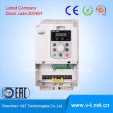 Mecanismo impulsor chino de la CA de las empresas V&T del inversor de la tapa 10--0.4 a 15kw