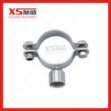 Suporte inoxidável sanitário do suporte da tubulação de aço