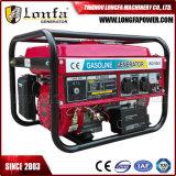 essence Generaator à quatre temps de la réserve de 6.5kVA 15HP