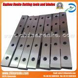 Láminas que pelan de la guillotina del metal para la placa de acero
