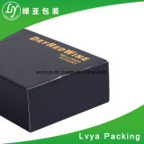 Caisse d'emballage de empaquetage de vin de café de cadeau de papier ondulé