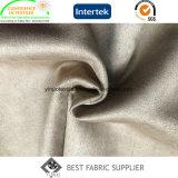 tessuto di lavoro a maglia del cappotto del tessuto della pelle scamosciata di stirata dello scuba di 90%P 10%Sp
