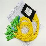 Un divisore di fibra ottica dei 1 x 32 PLC con Sc/connettore dell'APC