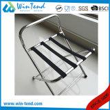Crémaillère de stand de plateau de portion d'acier inoxydable avec le traitement
