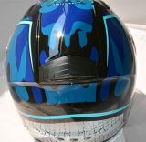 2017new 성숙한 점 승인되는 굵은 활자 기관자전차 헬멧