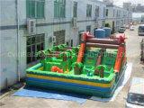 거대한 팽창식 공룡 운동장, 판매를 위한 재미 도시