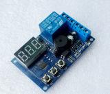напряжение тока 5/12/24V обнаруживая переключатель релеего отметчика времени цифров