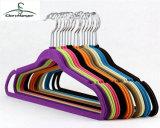 Вешалка пластмассы/резиновый Coated/бархата для магазина ткани (GLPH20)