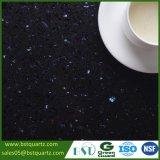 2cm de Zwarte Steen van het Kwarts voor Countertop van de Keuken met de Prima aandelen van het Kristal