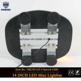 Nuovi indicatori luminosi di falò d'avvertimento della cupola SMD di disegno con i piedi magnetici
