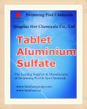 Het Sulfaat van het Aluminium van de korrel/van het Poeder voor Flocculant van de Behandeling van het Water Chemische producten
