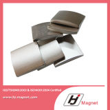 De aangepaste Sterke die Magneet van NdFeB van de Boog door de Fabriek van China wordt vervaardigd