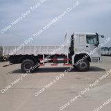 Carro del cargo de la luz de la capacidad de cargamento de Sinotruk HOWO Euro2 4X2 8ton