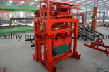 Máquina de fatura de tijolo pequena de Qtj4-35b2 Cocnrete máquina oca do tijolo