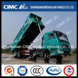 최신 Sales Sinotruck HOWO 8X4 Front Lifting Tipper