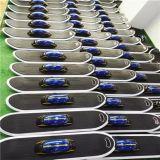 In het groot Elektrisch Skateboard met leiden & Bluetooth