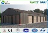 Ampiamente usato Steel Workshop Costruzione di struttura in acciaio
