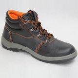 De Schoenen van de veiligheid (dubbele de kleurenzool van Pu leahter+PU). De Schoenen van het werk