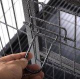 Quadratische hohle Gefäß-Hundehundehütte
