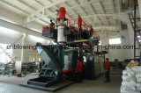 Máquina automática llena del moldeo por insuflación de aire comprimido para la venta 2000L