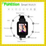 2016 intelligente Uhr androides Doppel-SIM (DZ09)
