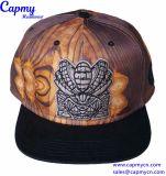 большое часть шлемов Snapback логоса вышивки 3D с Patter печатание