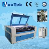Máquina de gravura de madeira 1290 1390 do laser 1325 gravuras do laser e maquinarias da estaca