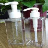 450ml de Vierkante Fles van de Fles van de plastic Container PETG