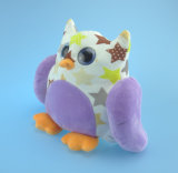 Het Stuk speelgoed van de Uil van het Stuk speelgoed van de Gift van Kerstmis van kinderen