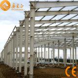 Almacén prefabricado de la estructura de acero de la alta calidad (SS-11)