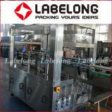Quente-Derreter a máquina de etiquetas da colagem para a linha de engarrafamento da água