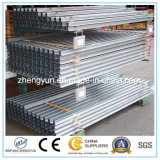 Galvanized Steel Pipe Metal Fence Post