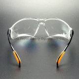 De duidelijke Bril van de Veiligheid van de Lens met Regelbare Benen (SG111)