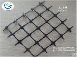 製造の熱い販売PPペットプラスチックGeogrid 20kn-200kn