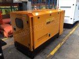 stille Diesel 50kVA Yuchai Generator voor het Project van de Bouw met Certificatie Ce/Soncap/CIQ/ISO