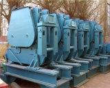 水晶からの供給の連続鋳造機械