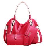 Fournisseur 4PCS de la Chine dans des sacs à main réglés de sacs en cuir des sacs 1