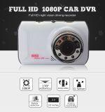 小型カメラ車DVRのレコーダーの動きの検出の夜間視界Gセンサー