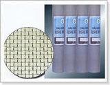 Treillis métallique de guichet et d'alliage d'aluminium de porte