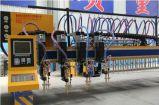 De MultiCNC van het Type van Brug van Torchs van het Gas Kr-PLD Scherpe Machine van het Plasma van de Vlam voor het Metaal van het Blad