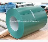 Große Qualität runzelte Dach-Material-Farbe beschichteten Stahlring PPGI
