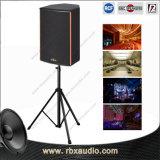 Rt-6250 8 el ohmio 350W DJ efectúa el rectángulo de sonidos del club