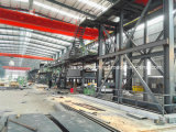 Linha de revestimento contínua da cor da fonte da fábrica das bobinas de alumínio