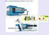 Voller automatischer Plastikfilm-Beutel-flüssige Füllmaschine